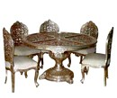 Silver Dining Set